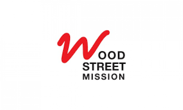 Charity Donation Wood Street Mission
