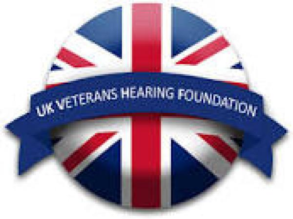 Charity Donation UK Veterans Hearing Foundation?