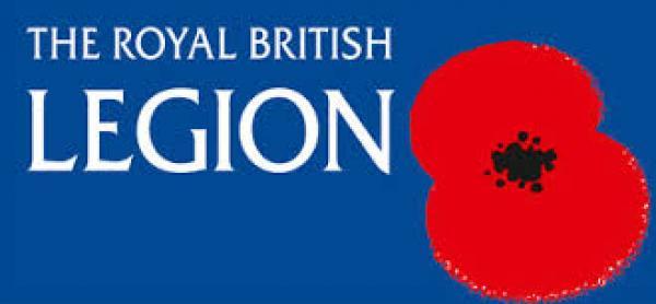Charity Donation The Royal British Legion