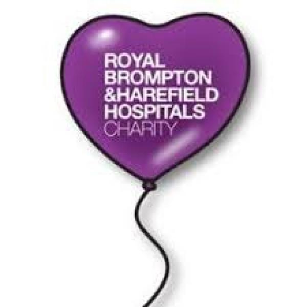 Charity Donation Royal Brompton & Harefield Hospitals