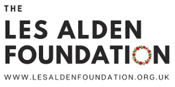Charity Donation Les Alden Foundation