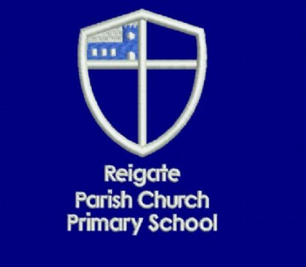 Charity Donation REIGATE PARISH CHURCH PRIMARY SCHOOL PTA