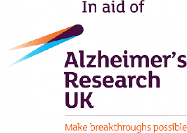 Charity Donation Alzheimer's Research UK