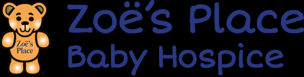 Charity Donation Zoe's Place Baby Hospice