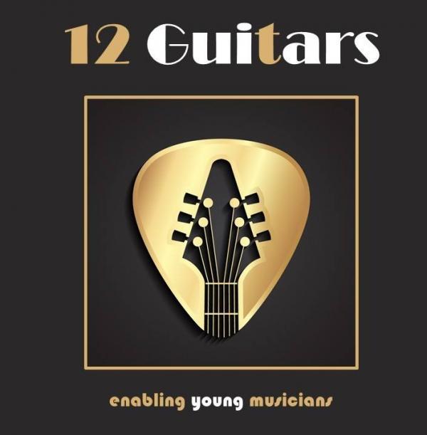 Charity Donation 12 Guitars Ltd