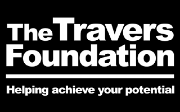 Charity Donation The Travers Foundation