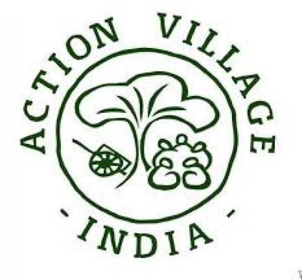 Charity Donation Action Village India