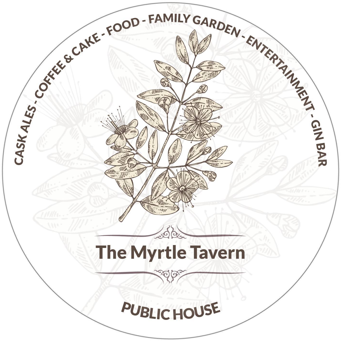 Hosted By Myrtle Tavern