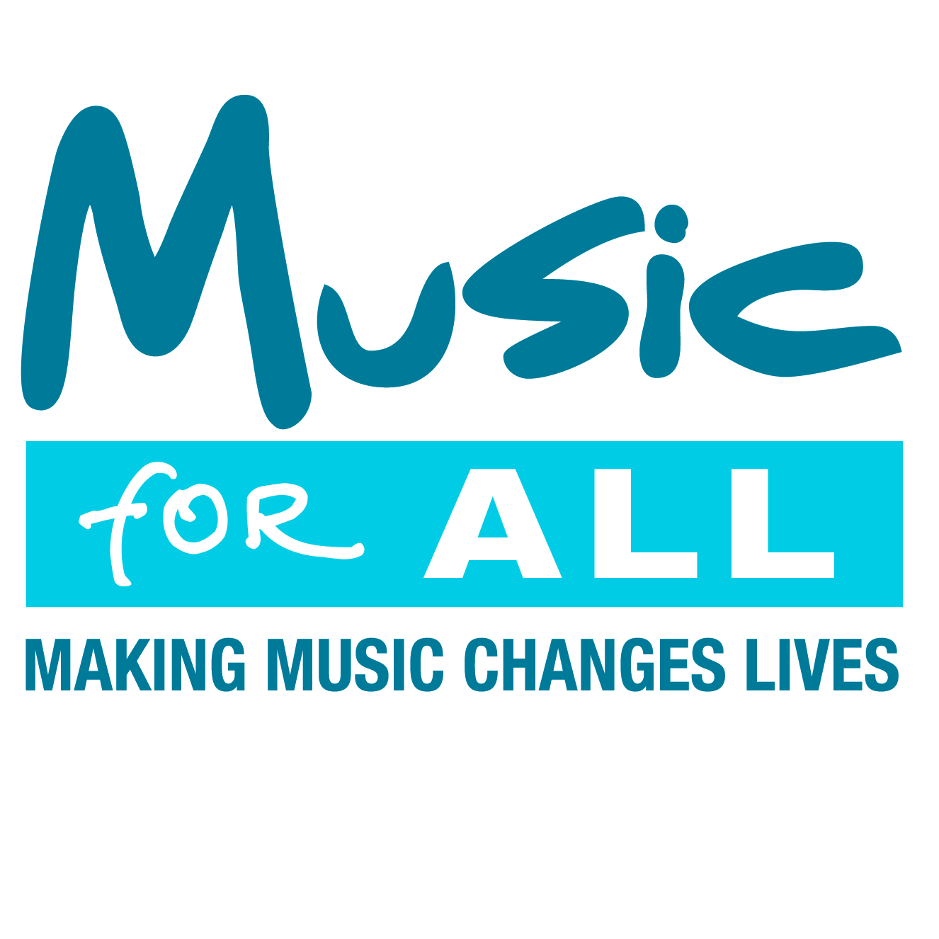 Hosted By Music for All Charity